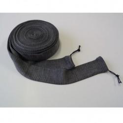 Návlek na vysávací hadici - elastický, 10 m