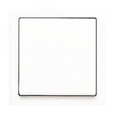 Zásuvka Future Linear mechová bílá, včetně rámečku